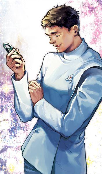 Doctor McCoy Star Trek fan art