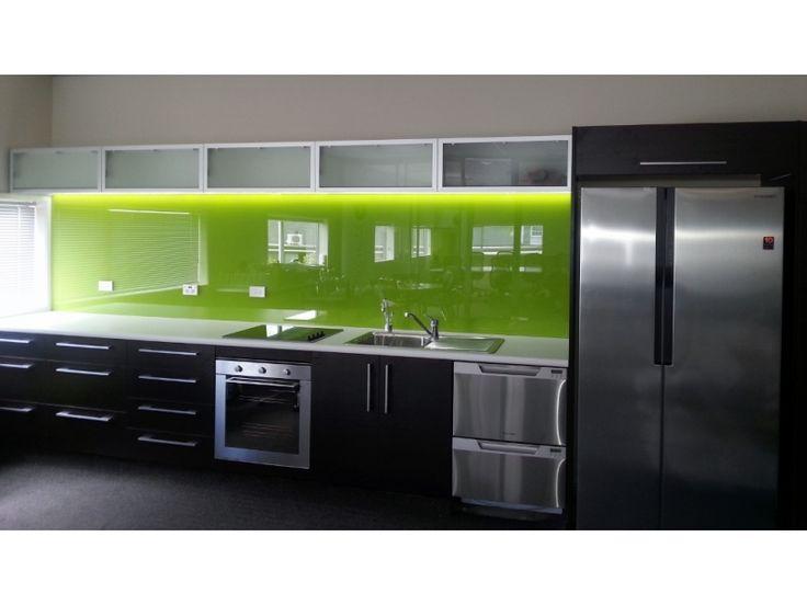 47 best Kitchen Splash Backs images on Pinterest Backsplash - glas wandpaneele küche