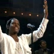 "Video: ASAP Rocky (@asvpxrocky) ""Goldie"" Live On Jimmy Fallon"