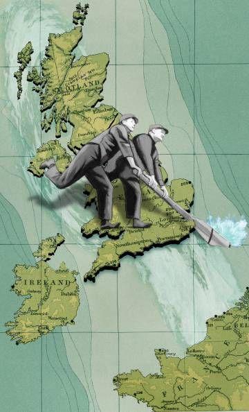 Mario Vargas Llosa: 'England your England' (Brexit)