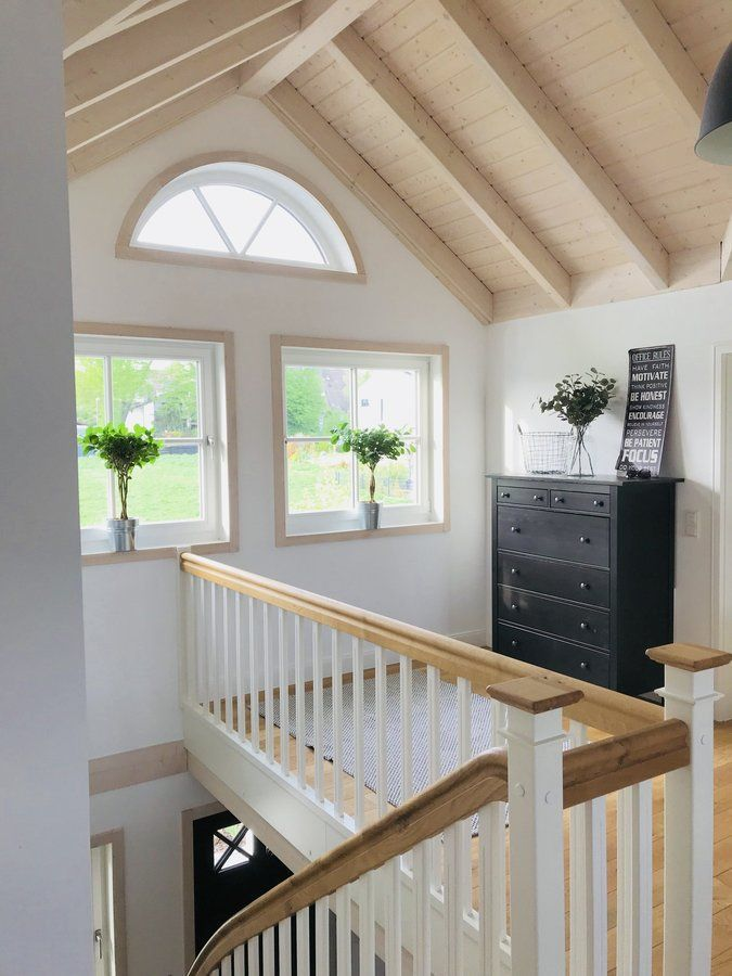 Unser Treppenhaus In 2019 Flur Pinterest Interior Design