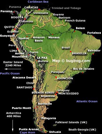 How to Travel in South America