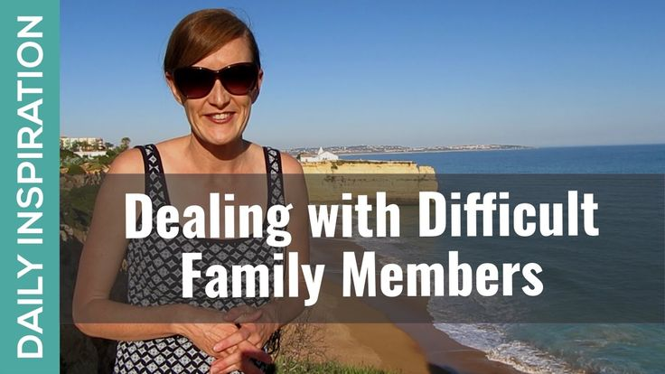 If you're dealing with difficult family members, this video takes you through a practical guide for navigating those family relationship challenges. Including: a) the essential PARADIGM SHIFTS necessary for you to powerfully deal with difficult family and b) the NEW ACTIONS you can start taking today! Plus click through for the full blog and related free resources to support you: https://www.pinchmeliving.com/dealing-with-difficult-family-members/