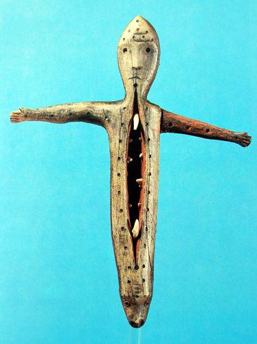 (ca. A.D. 900–1500) Zoomorphic figurine Inuit, Thule culture.
