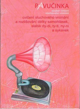 Zobrazit detail produktu - Pavučinka Sluchové vnímání
