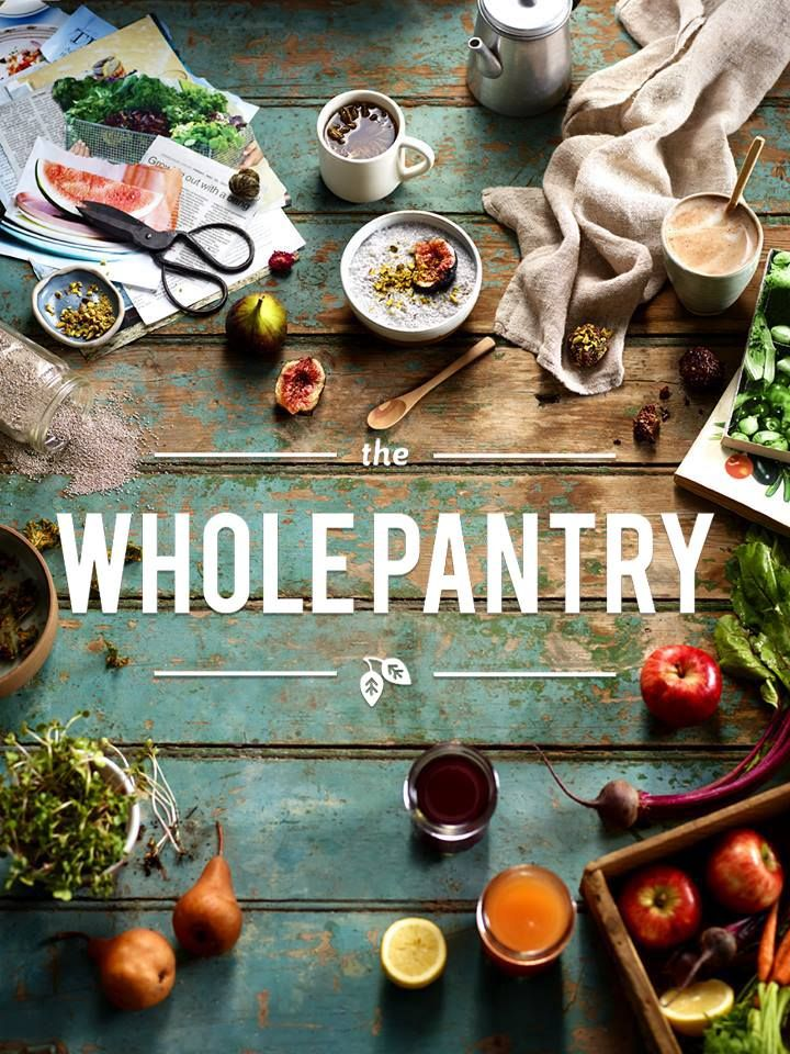 The Whole Pantry: The worlds first Health and Wellness lifestyle app!