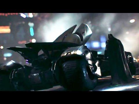 БЭТМОБИЛЬ ИЗ БЭТМЕНА ПРОТИВ СУПЕРМЕНА   Batman: Arkham Knight   Трейлер сезонного обновления - YouTube