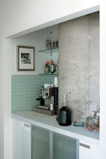 I Would Really Like This In My Kitchen Glass Tile