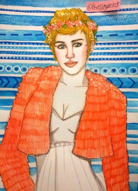 Pixie Miley Cyrus