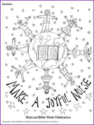 47 best great vintage coloring pages images on pinterest You Make the Difference Coloring Pages make a joyful noise craft Love the Lord Your God Coloring Page