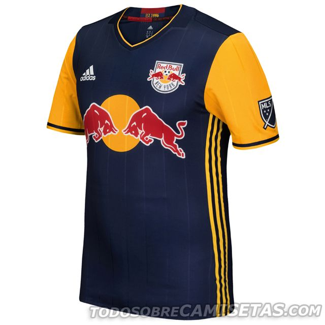 New York Red Bulls Away adidas Jersey 2016