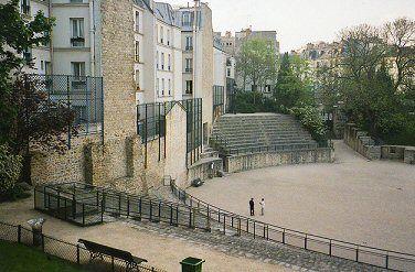 Arènes de Lutèce - Paris 5e