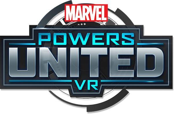 Marvel Powers United Vr Oculus Game Logo Logo Design The Unit