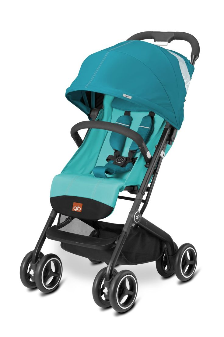 gb by Cybex Buggy Qbit+ - Buy at KIDSROOM.DE | Strollers