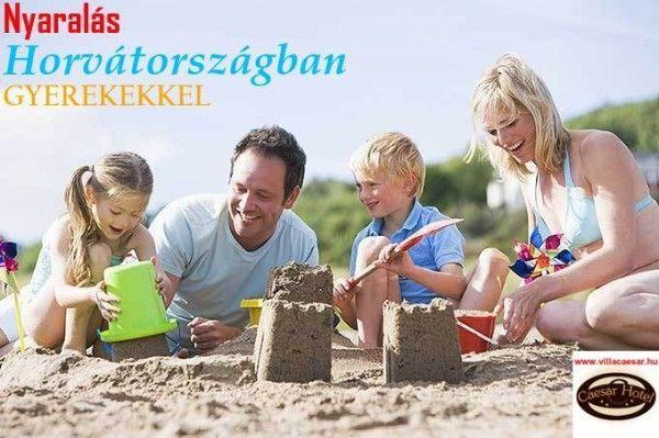 Nyaralási tippek #Horvátországban gyerekes szülőknek