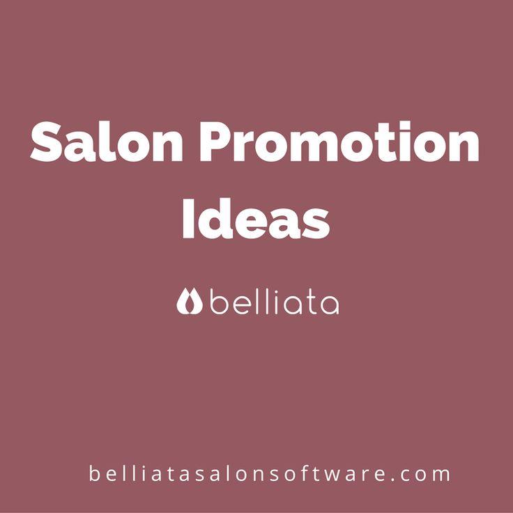 Best 25+ Salon promotions ideas on Pinterest
