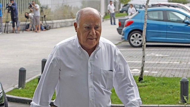 Lista Forbes:  Amancio Ortega, el hombre más rico del mundo, según 'Forbes' | Economía | EL PAÍS