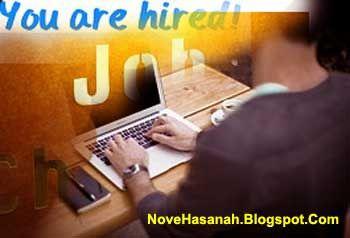 Nove Hasanah: Tips Melamar Pekerjaan Secara Online