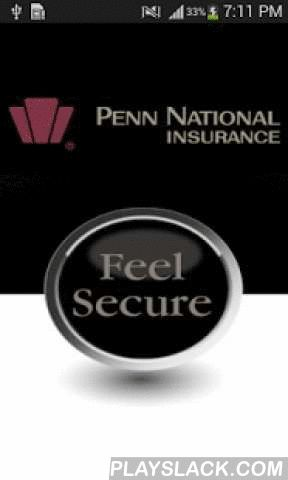 Penn National Insurance  Android App - playslack.com ,  The Penn National Insurance Mobile Application:> Gives you the ability to view/request Personal Auto ID Cards> Is made for our business and personal insurance customers > Gives you access to your agency information > Gives you access to your policy information > Lets you make a payment > Enables you to submit a claim at the scene of an accident> Lets you input claim information if you don't have cell reception. You…