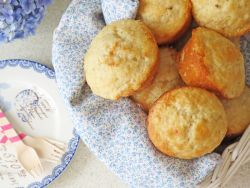 Photo of Easy Banana Muffins