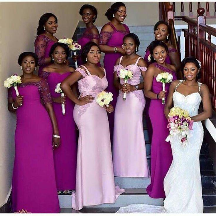 Mejores 231 imágenes de my wedding en Pinterest | Damas de honor ...
