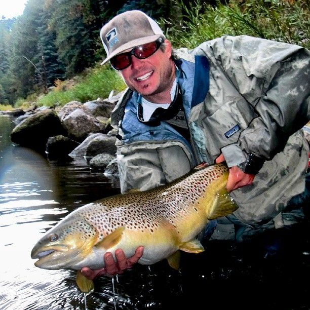 The pine river located near durango is managed as a wild for Durango co fly fishing