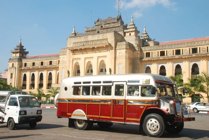 Traditional 'Elephant Buses' are a wonderful way to add a touch of luxury to any Yangon tour. With space for 6-8 guests and a private butler service, the coaches make moving between attractions a pleasure.