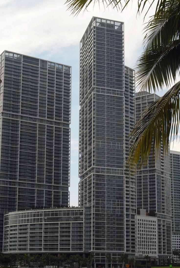 Downtown, puerto de Miami, Fl.