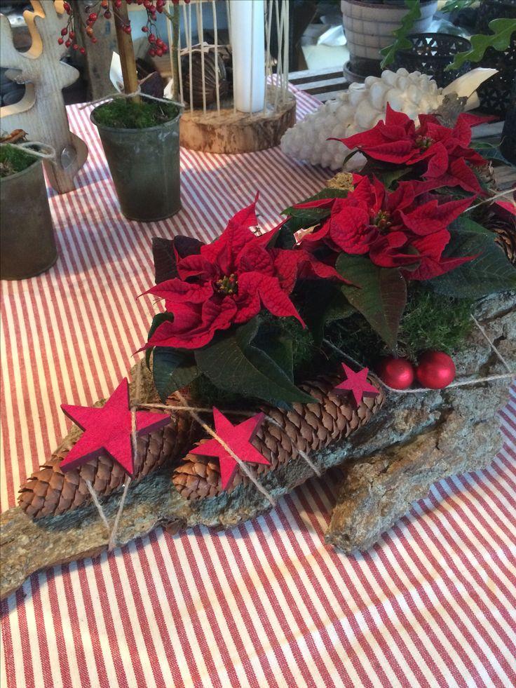 Juledekoration Butik Landliv