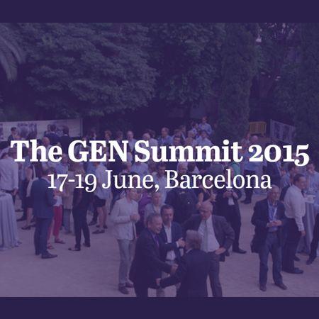 GEN Summit Barcelona