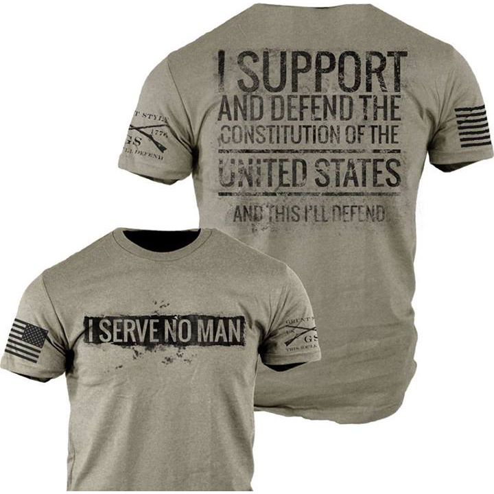 Thank you guys for making apparel that we a a military family are so damn proud to wear