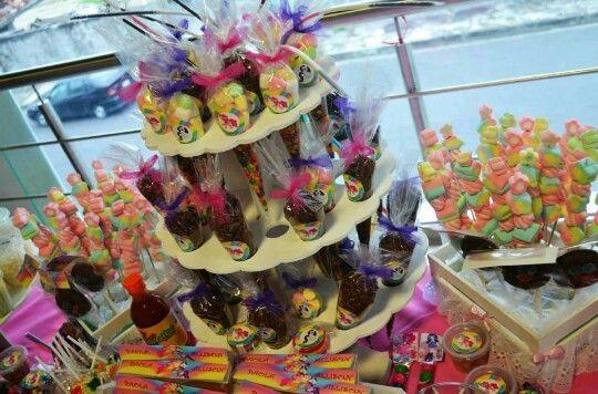 Cono de dulces