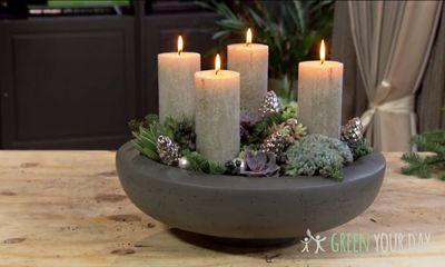 Een van de leukste dingen van de Kerst is misschien wel samen het huis versieren. De komende weken laat groenstylist…