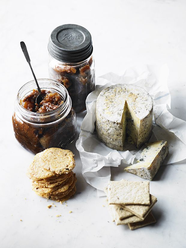 Make this fruity pear chutney early and it will be ready just in time for Christmas.