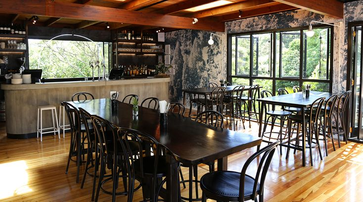 Titirangi welcomes a fresh treetop eatery just in time for summer.