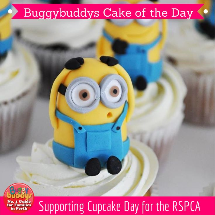 Minion Cupcakes By De La Rosa Cupcakes Burns Beach Perth