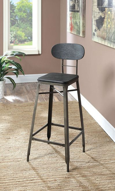 Furniture Of America Odalys Collection Bar Stool Cm Br6322 29