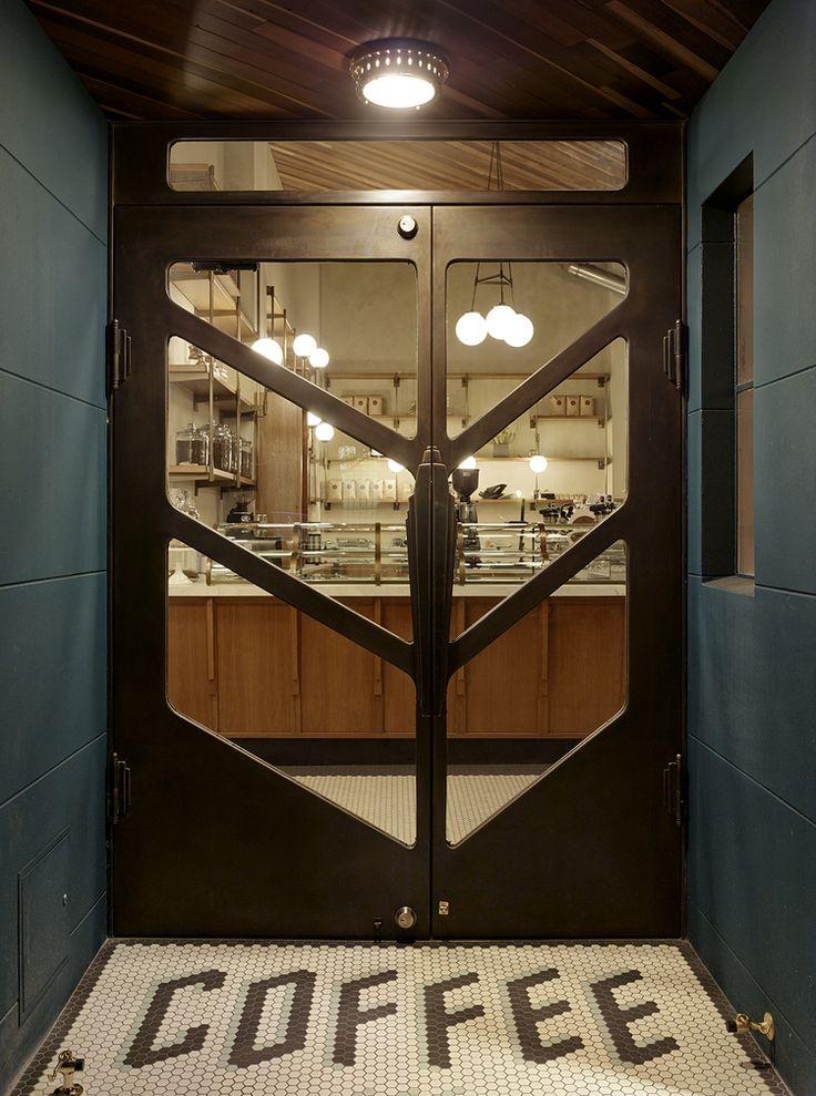 Sightglass coffee Shop on 20th Street in San Francisco by Boor Bridges…