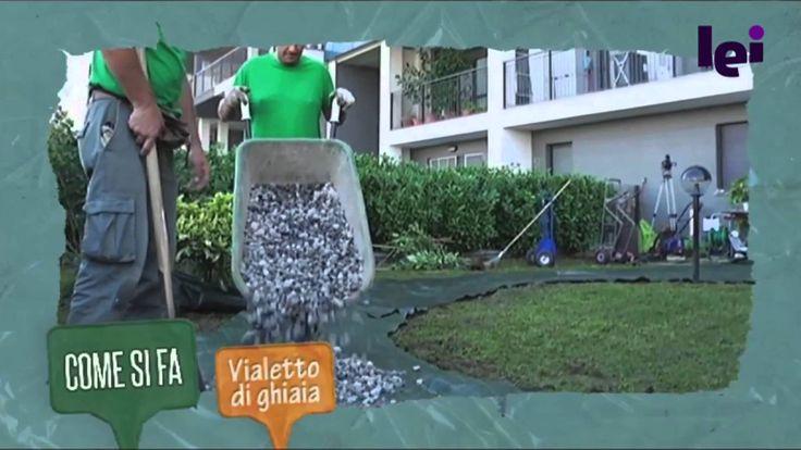 Oltre 1000 idee su giardino di ghiaia su pinterest - Mattonato per giardino ...
