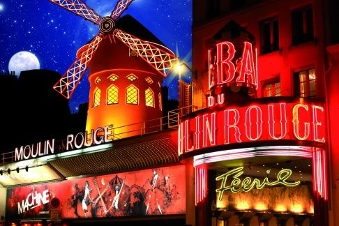 Buy a Moulin Rouge Dinner Show ticket for the Toulouse-Lautrec Menu and receive a FREE Upgrade to the Belle Epoque Menu. Thats an incredible saving of up to €25 per person! This offer is exclusive to 365 Tickets, so book early to avoid disappointment. Subject to availability.