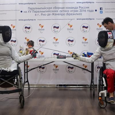 Sports: Russia Banned From Rio Paralympics After Medals Over Morals Mentality