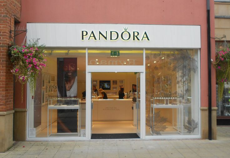 Pandora is the most recent letting in St Mary's Place - Market Harborough.