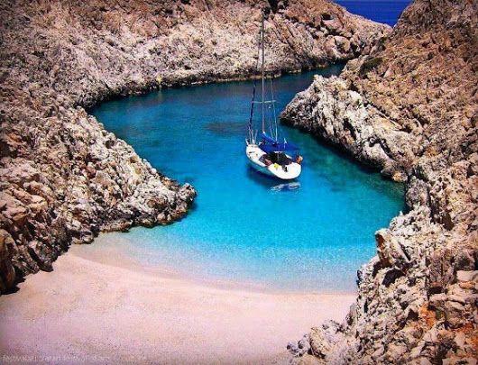 ΚΡΗΤΗ...Σειταν λιμάνι στα Χανιά!!!