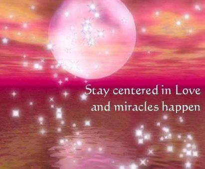 Image result for love creates miracles