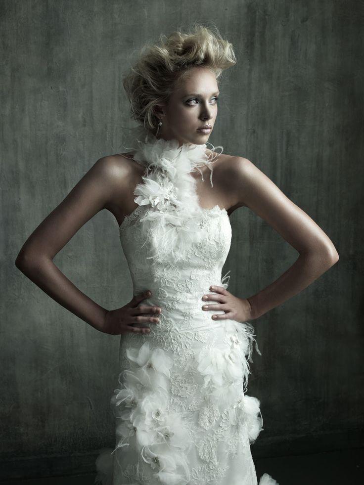 Allure Couture C178 | Brides of Melbourne | Vintage Style Bridal Gowns