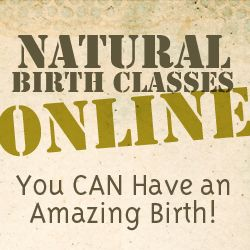 Online option for childbirth education classes - truly the best curriculum I've found for an online program, though in person classes are still ideal!