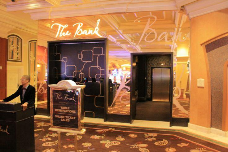 the bank las vegas memorial day weekend