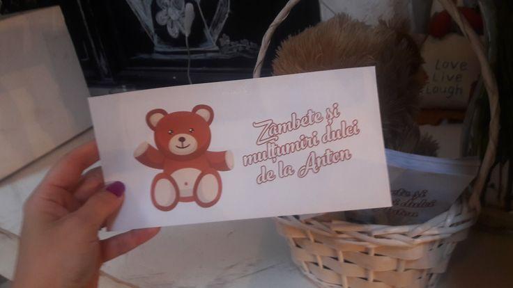 Bear prints. Money envelope. Bears decorations. Bear theme. Baby boy. Alina Ariton event planner.