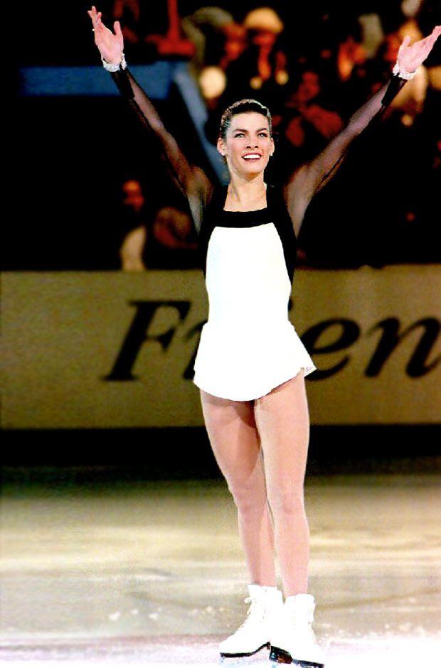 Nancy Kerrigan, 1993                                                                                                                                                                                 More