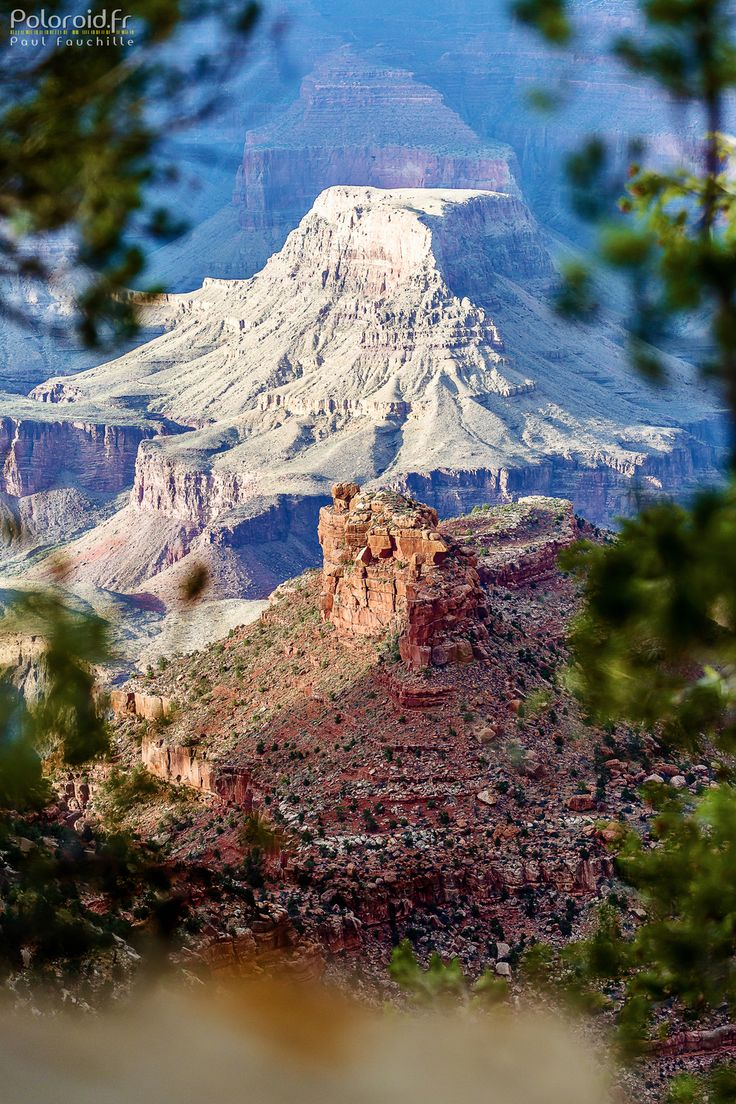 Poloroid // Paul Fauchille - Photographe > Grand Canyon